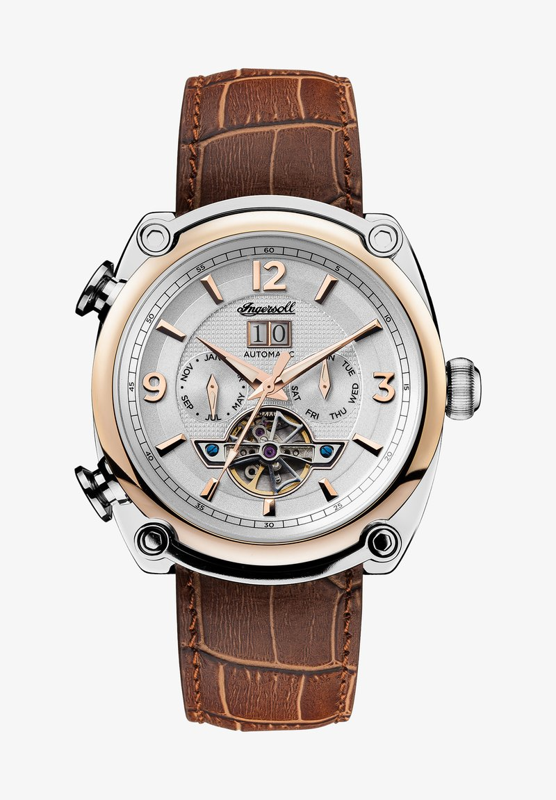 Ingersoll - THE MICHIGAN AUTOMATIC - Uhr - brown