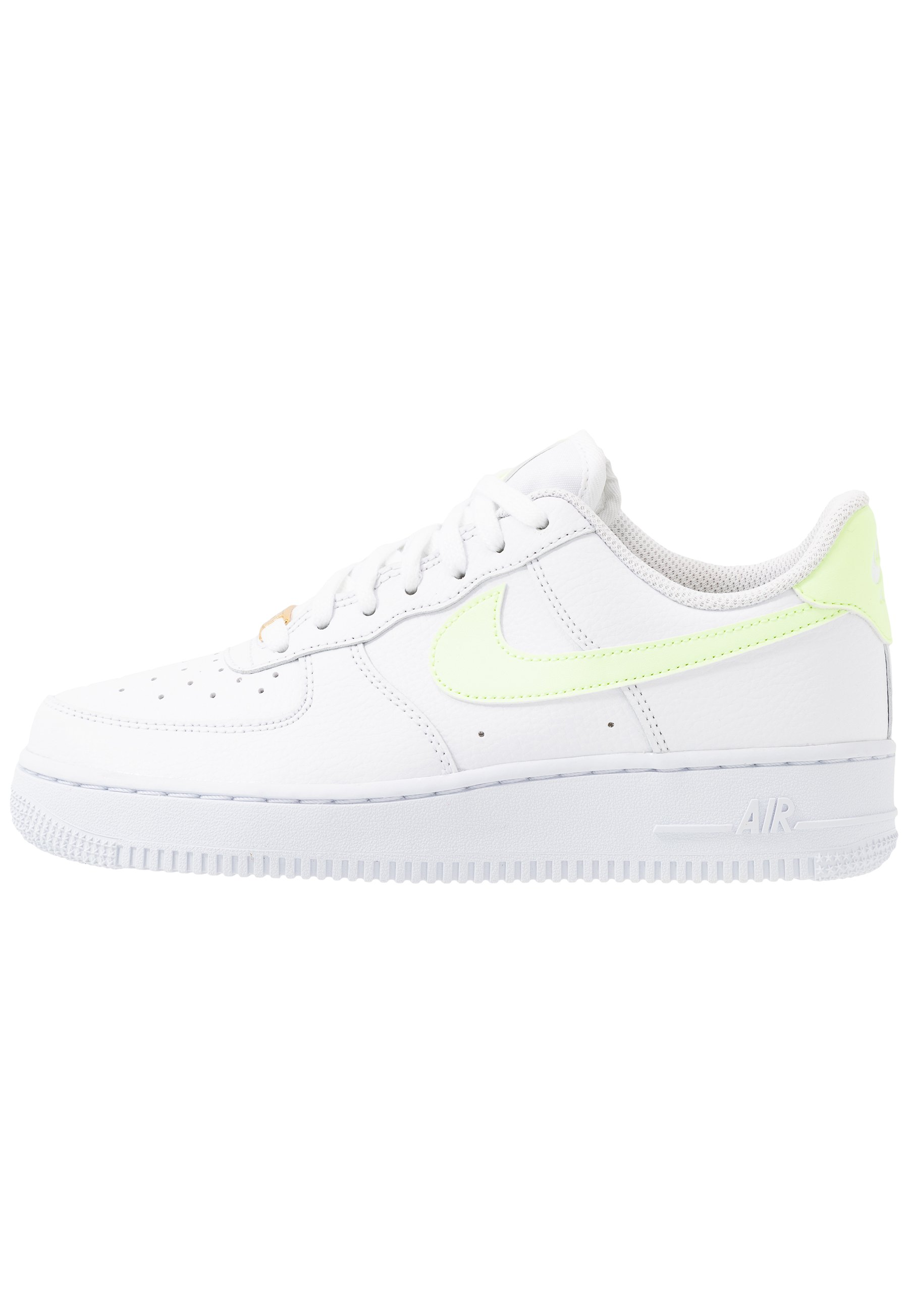 AIR FORCE 1 - Sneakers laag - white/barely volt