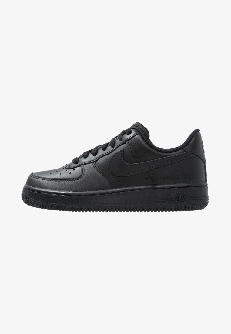 Nike Sportswear - AIR FORCE 1 '07 - Matalavartiset tennarit - black