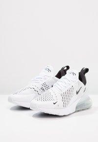 Nike Sportswear - AIR MAX 270 - Joggesko - white/black - 4