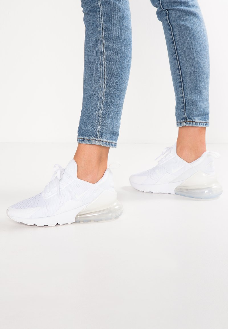 Nike Sportswear - AIR MAX 270 - Sneaker low - white