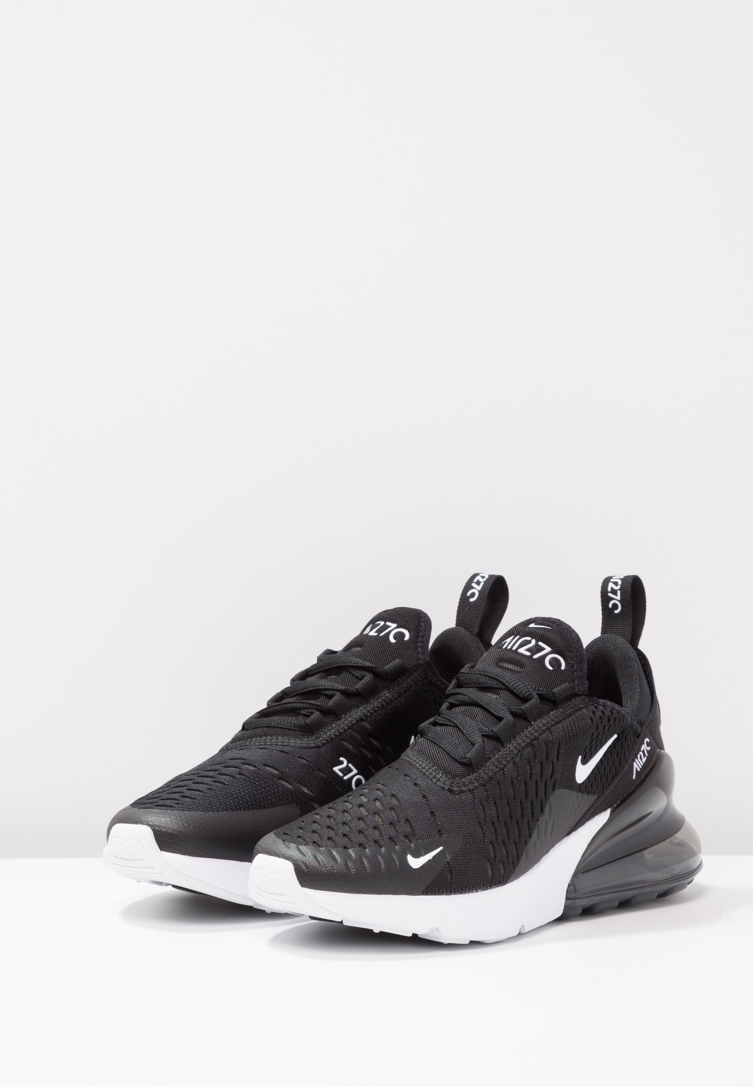 AIR MAX 270 Sneakersy niskie blackanthracitewhite