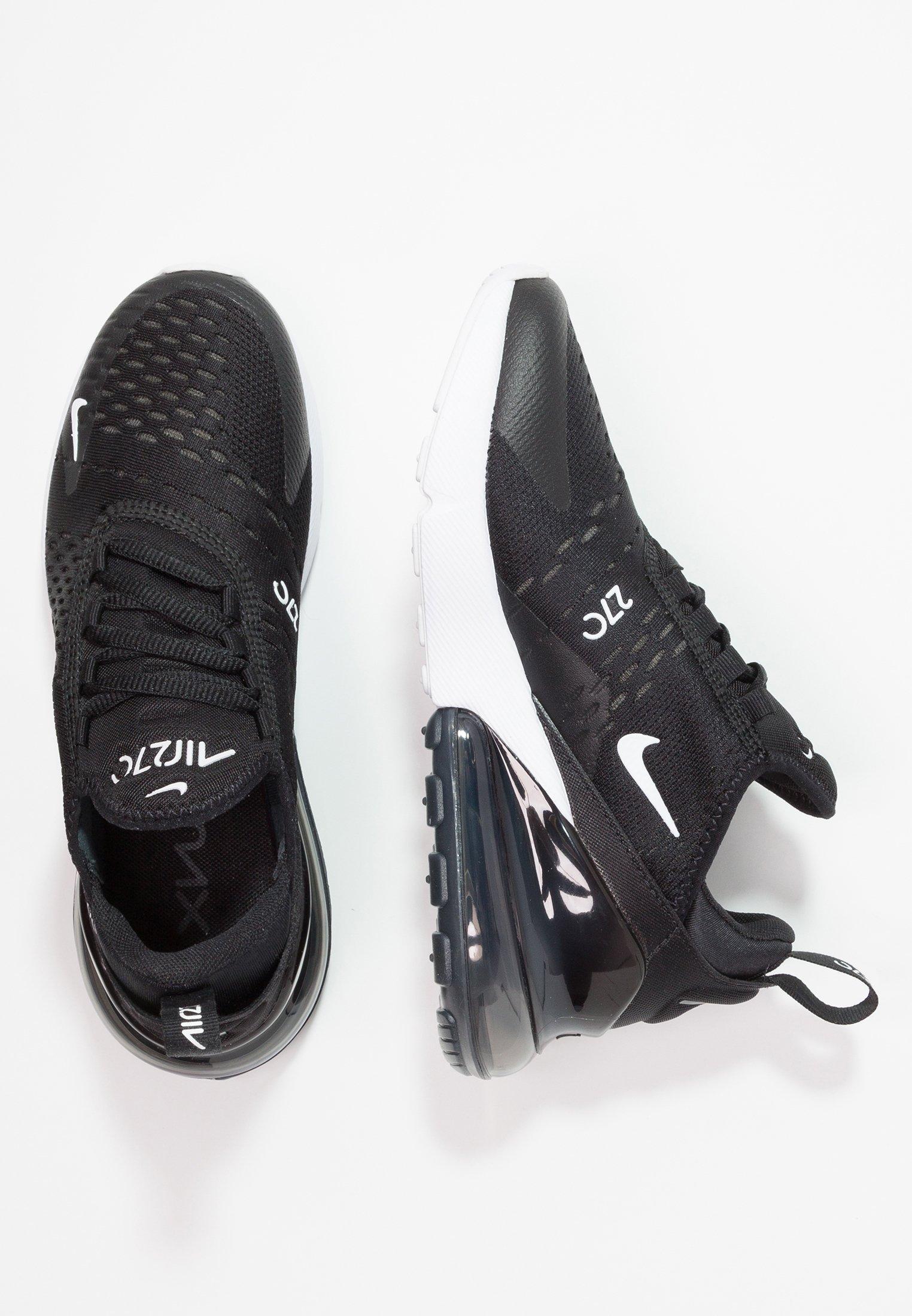 Nike Sportswear AIR MAX 270 - Sneakers basse - black/anthracite/white