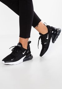 Nike Sportswear - AIR MAX 270 - Sneakers laag - black/anthracite/white - 0