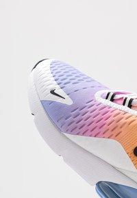 Nike Sportswear - AIR MAX 270 - Sneaker low - university gold/black/university blue/psychic pink/white/football grey - 2
