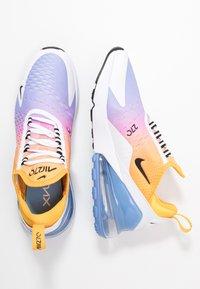 Nike Sportswear - AIR MAX 270 - Sneaker low - university gold/black/university blue/psychic pink/white/football grey - 3