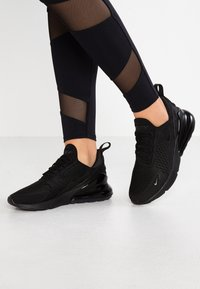 Nike Sportswear - AIR MAX 270 - Sneakers laag - black - 0