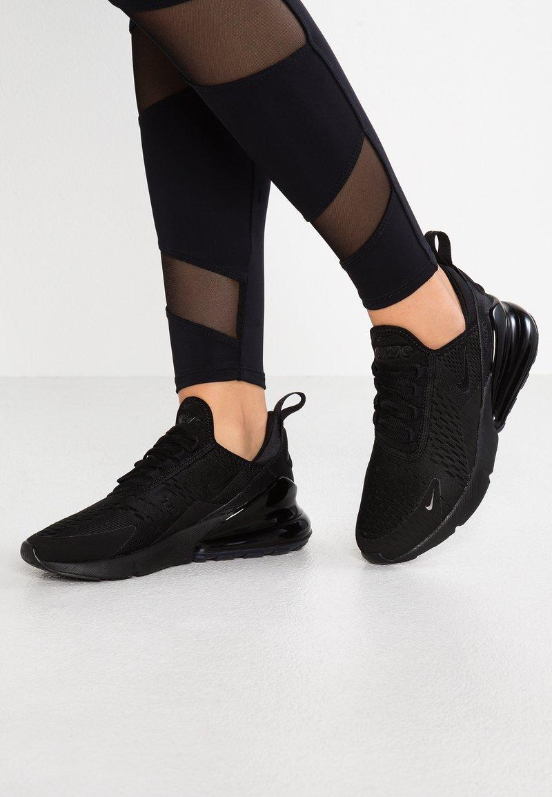 Nike Sportswear - AIR MAX 270 - Sneakersy niskie - black