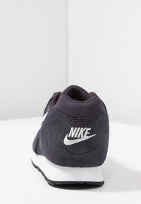 Nike Sportswear - OUTBURST - Baskets basses - oil grey/summit white/black - 5