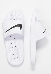 Nike Sportswear - Pantofle - white/black - 3