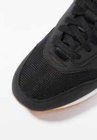 Nike Sportswear - AIR MAX 1 - Sneaker low - black/light brown - 2