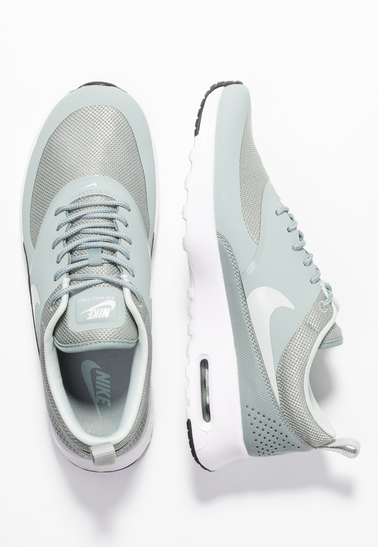 AIR MAX THEA Sneakers laag mica greenlight silver