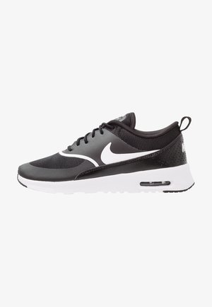 AIR MAX THEA - Sneaker low - black/white