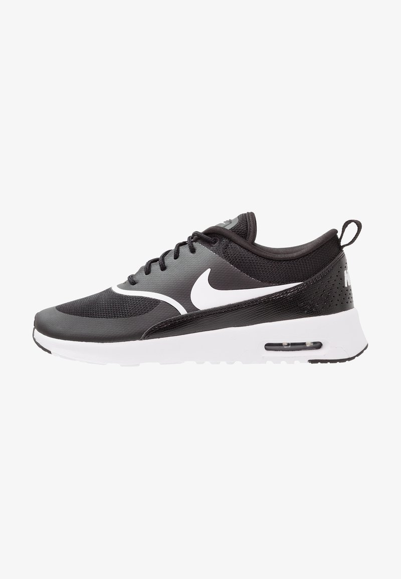 Nike Sportswear - AIR MAX THEA - Trainers - black/white