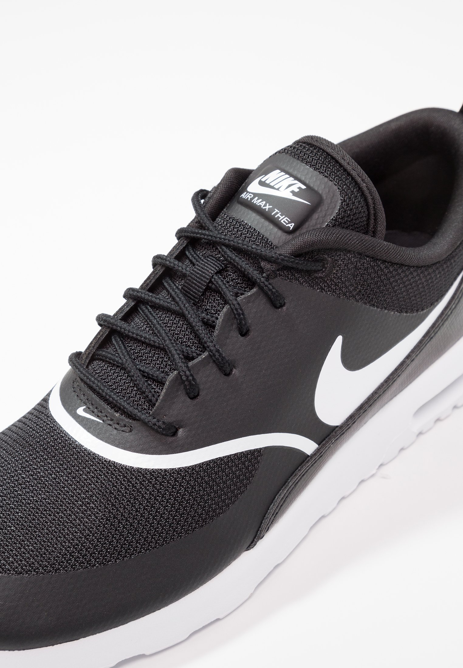 AIR MAX THEA Sneakers laag blackwhite