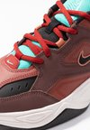 Nike Sportswear - M2K TEKNO - Sneaker low - mahogany/black/burnt orange/terra blush/phantom/dune red