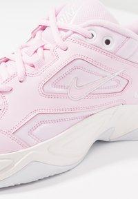 Nike Sportswear - M2K TEKNO - Sneaker low - pink foam/black/phantom/white - 5