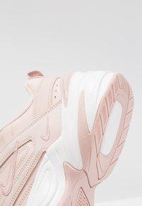 Nike Sportswear - M2K TEKNO - Sneakers - particle beige/summit white - 5