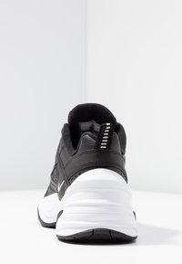 Nike Sportswear - M2K TEKNO - Sneakersy niskie - black/white - 3