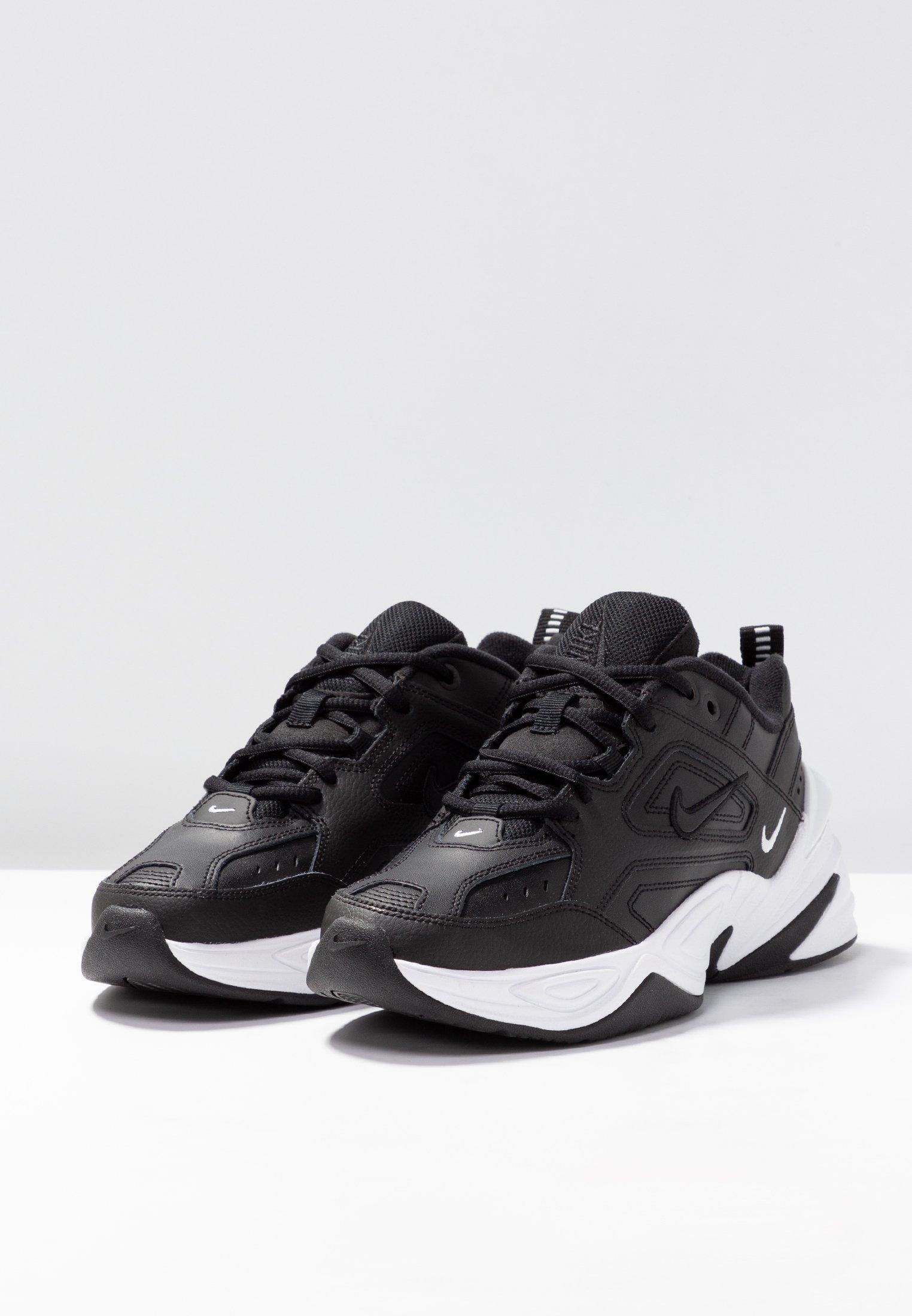 Basse Black Sportswear M2k TeknoSneakers Nike white mN08wPynvO