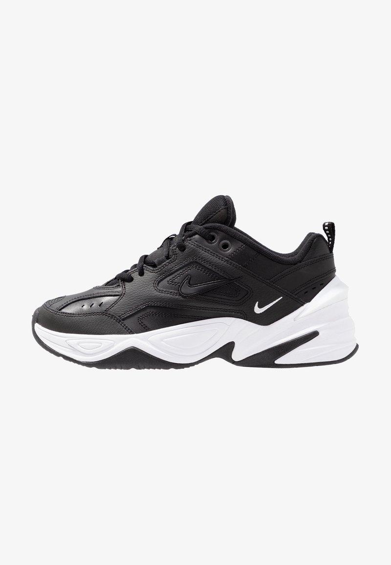 Nike Sportswear - M2K TEKNO - Sneakersy niskie - black/white