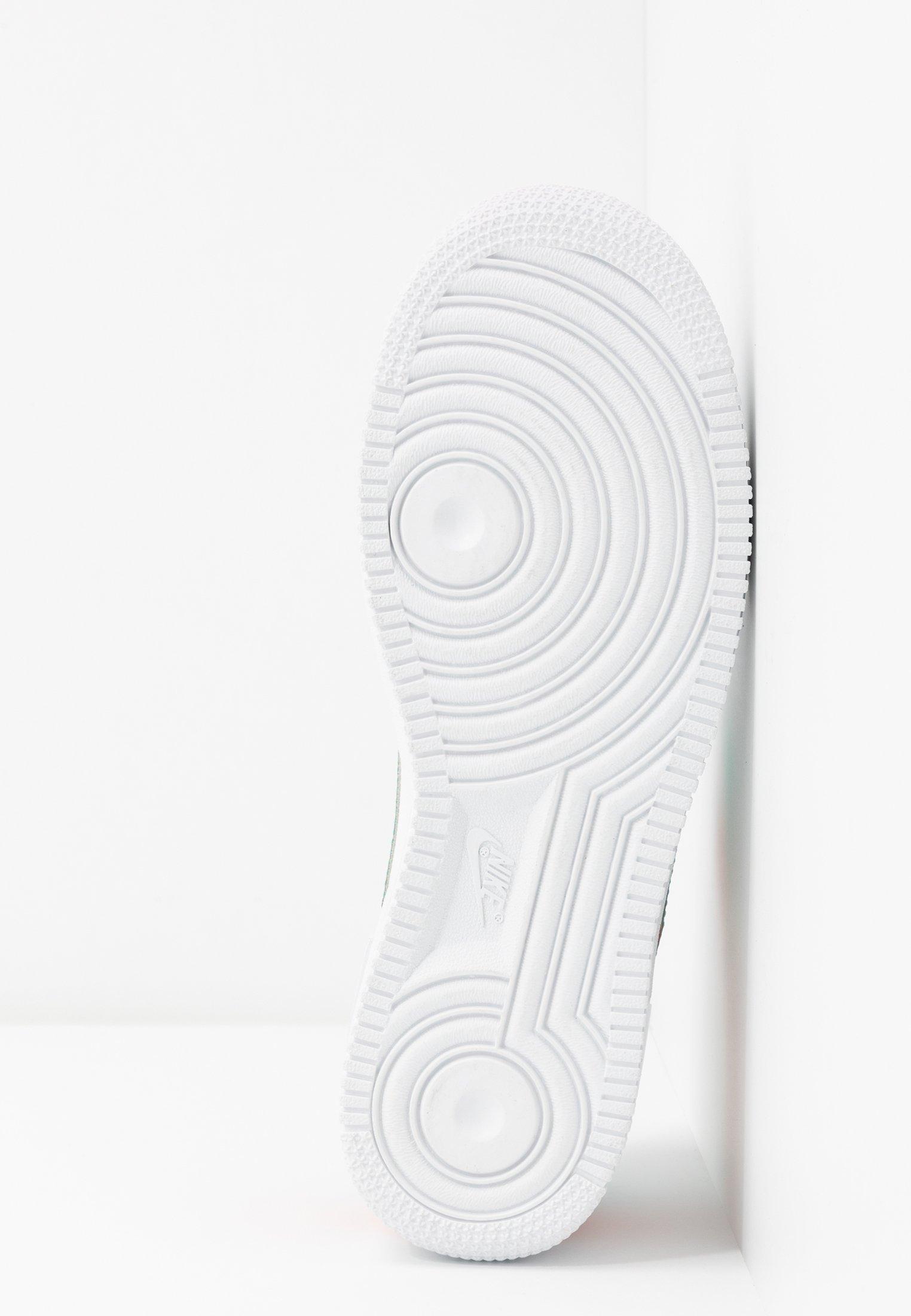 Nike Sportswear NIKE AIR FORCE 1 '07 SE - Sneakers basse white/light aqua/cosmic clay