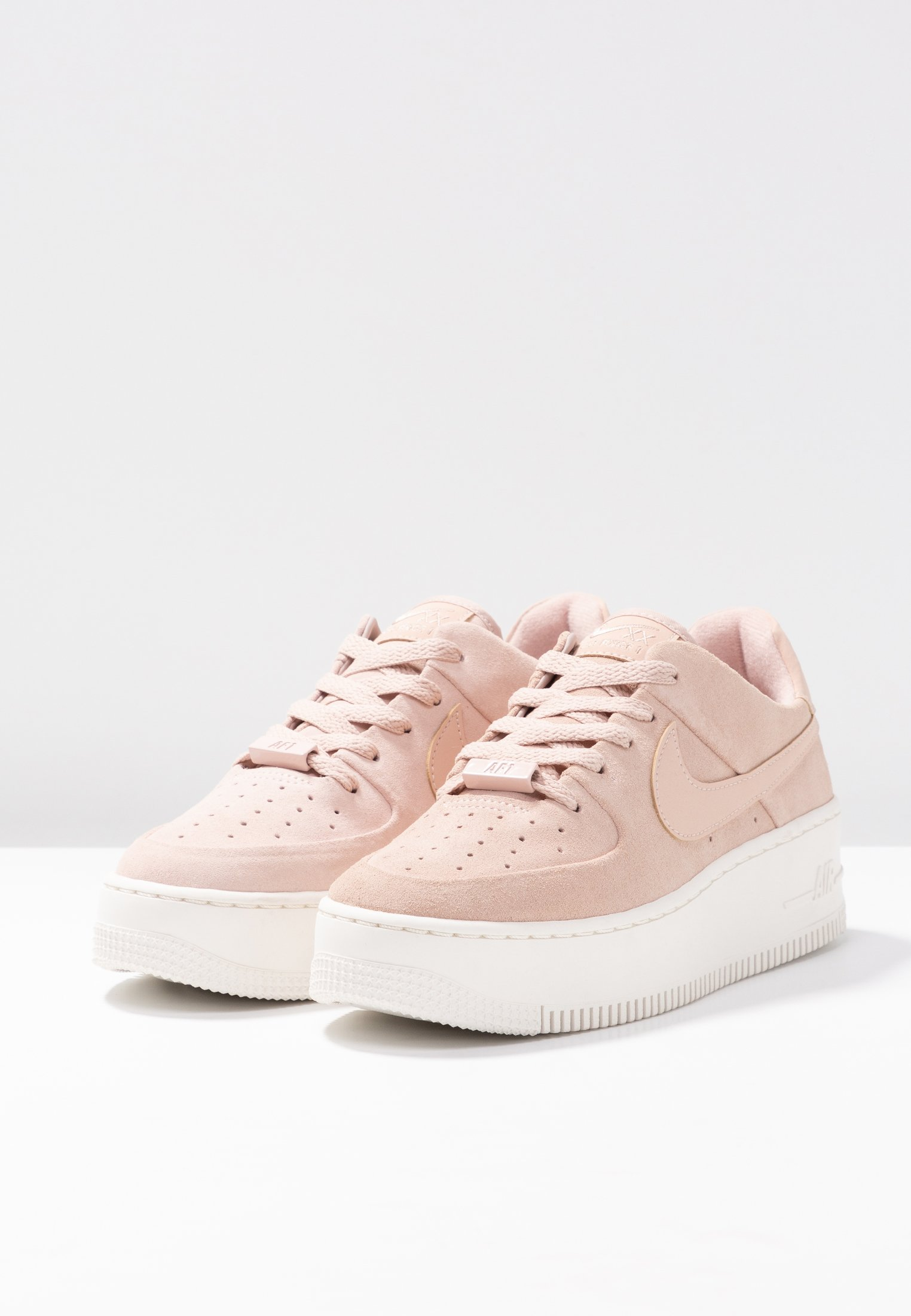 AIR FORCE 1 SAGE Sneakers laag particle beigephantom