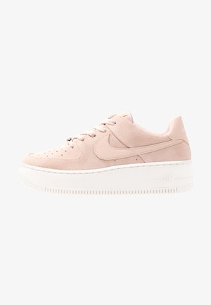 AIR FORCE 1 SAGE - Sneaker low - particle beige/phantom