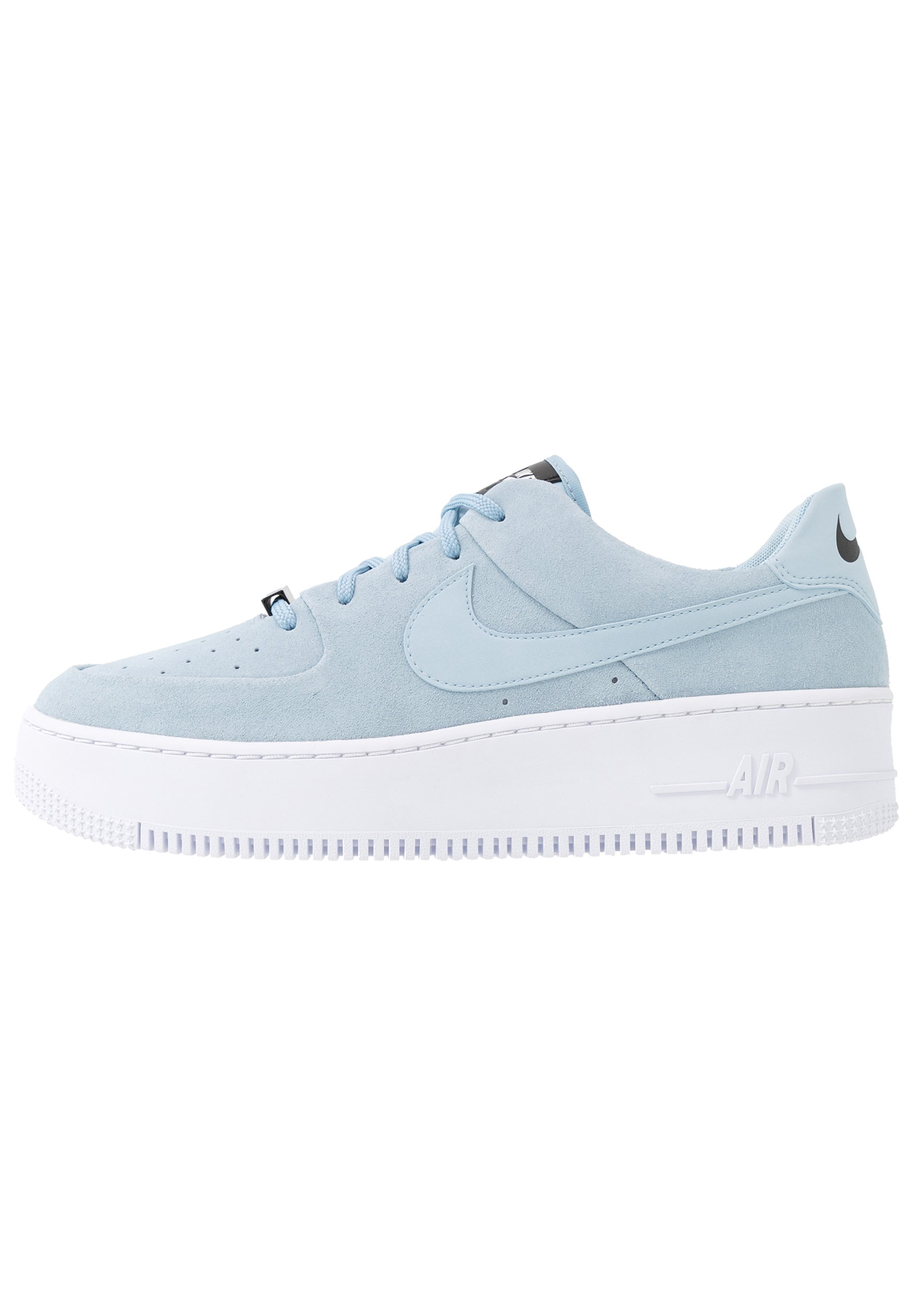 AIR FORCE 1 SAGE Sneakers laag light armory bluebluewhite