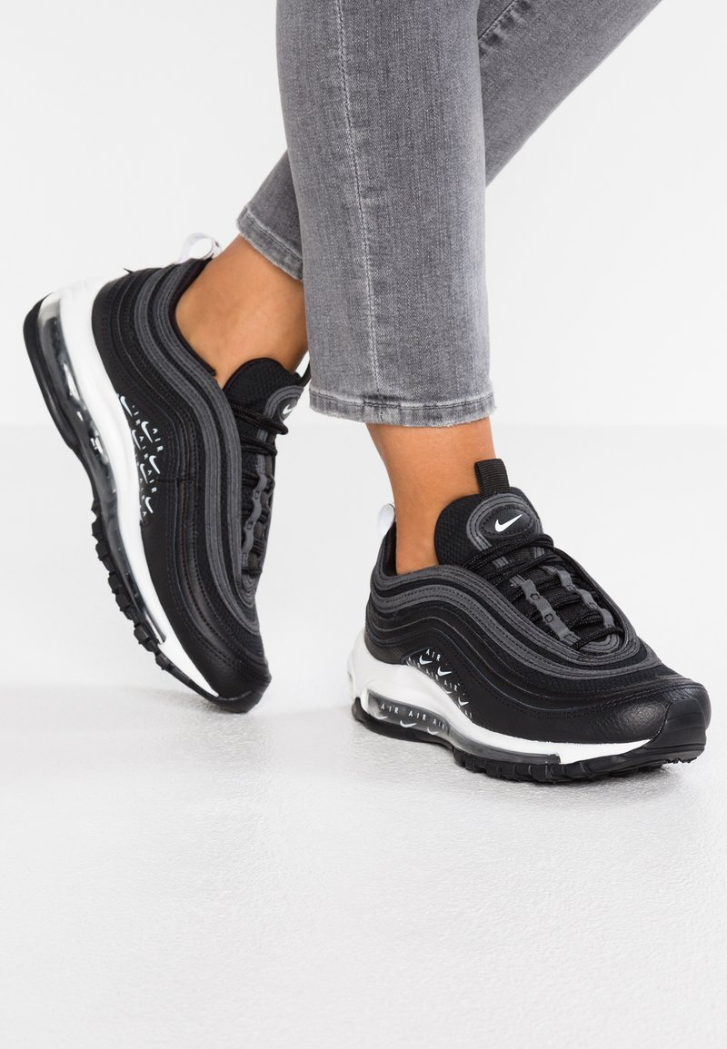 Nike Sportswear - AIR MAX  - Sneaker low - black/white
