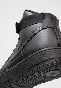 Nike Sportswear - AIR FORCE 1 - Vysoké tenisky - black - 2