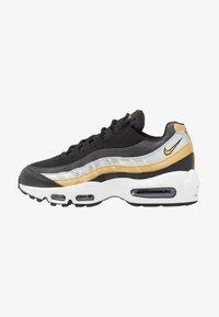 Nike Sportswear - NIKE AIR MAX 95 - Sneakers - black/metallic gold - 1