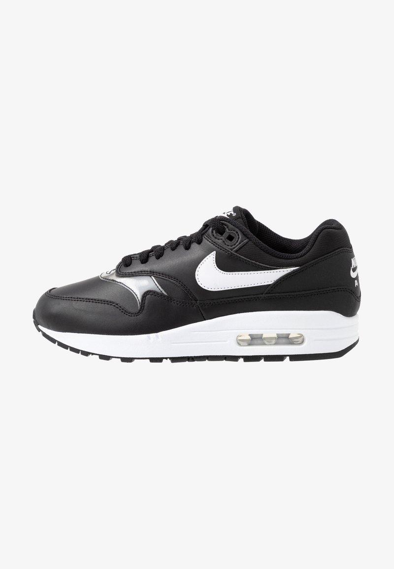 Nike Sportswear - AIR MAX 1 - Sneaker low - black/white