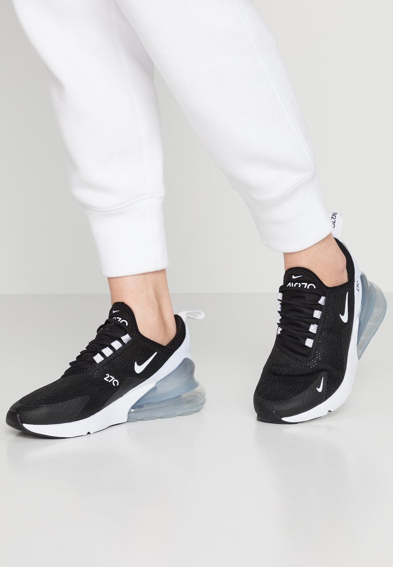 Nike Sportswear - AIR MAX 270 - Sneakers basse - black/white/pure platinum