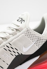 Nike Sportswear - AIR MAX 270 - Baskets basses - black/light bone/hot punch white - 2