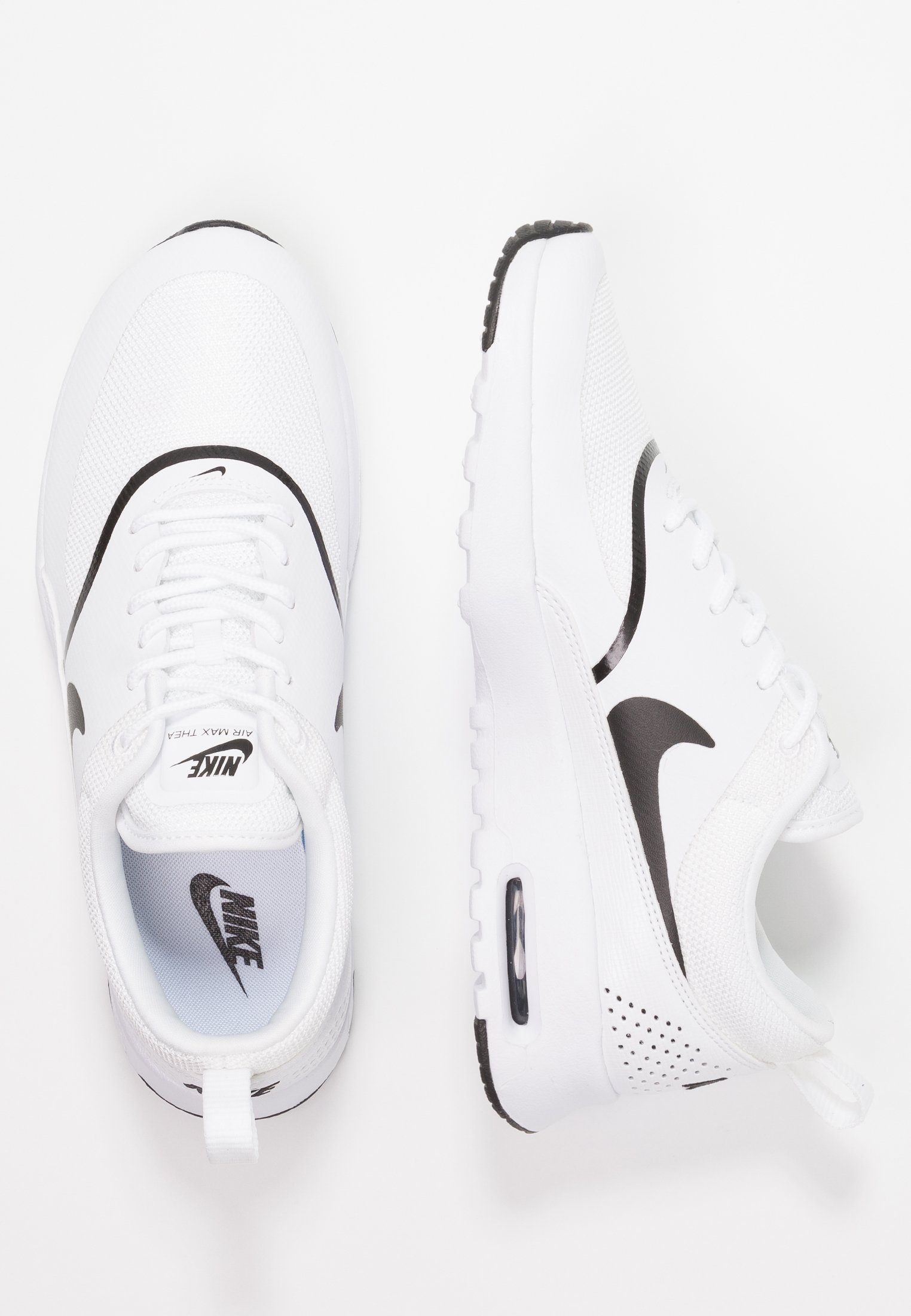 AIR MAX THEA Sneakers laag whiteblack