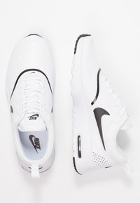 Nike Sportswear - AIR MAX THEA - Sneaker low - white/black - 3