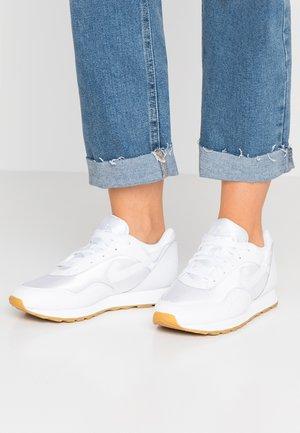 OUTBURST - Sneaker low - white/light brown/black