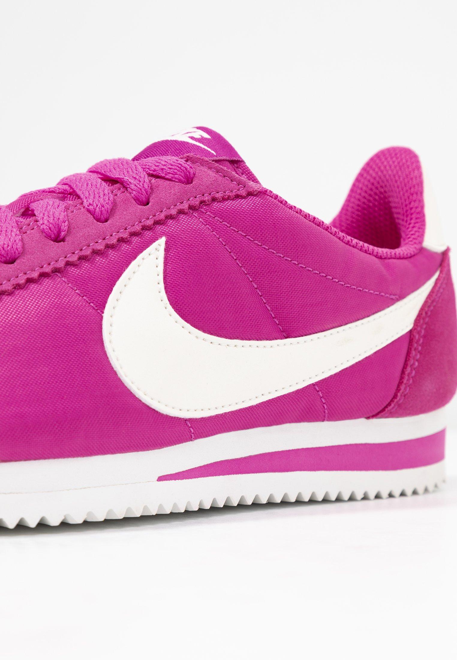 CortezBaskets Basses Fuchsia Active Sportswear Nike White Classic summit xedBCo