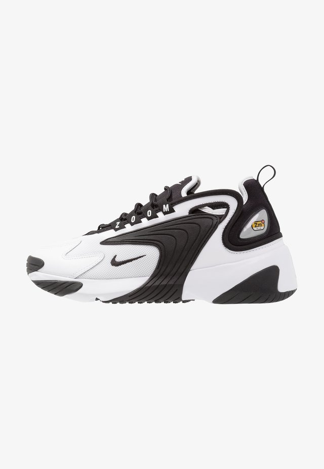 ZOOM 2K - Sneaker low - white/black