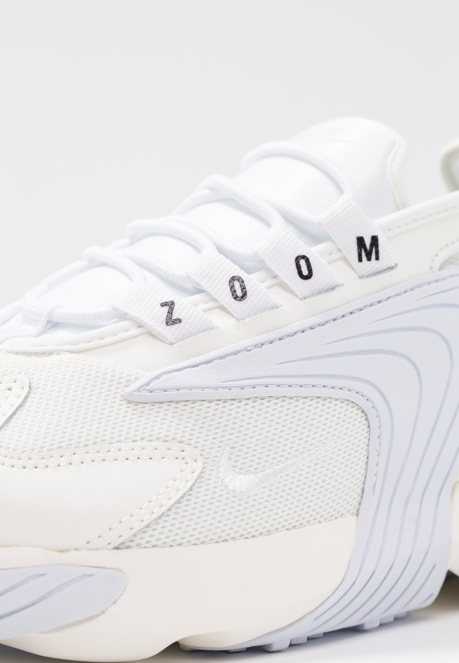 Nike Sportswear ZOOM 2K Sneakers basse sailwhiteblack  d3mwgu