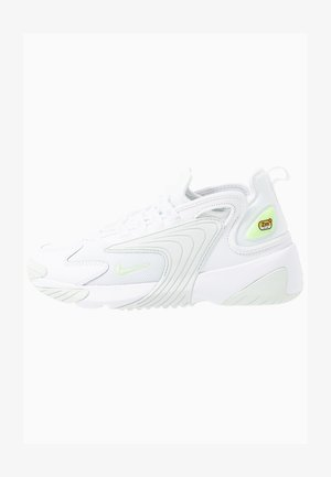 ZOOM 2K - Zapatillas - white/barely volt/ghost aqua