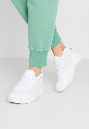 ZOOM 2K - Sneakers - white/barely volt/ghost aqua