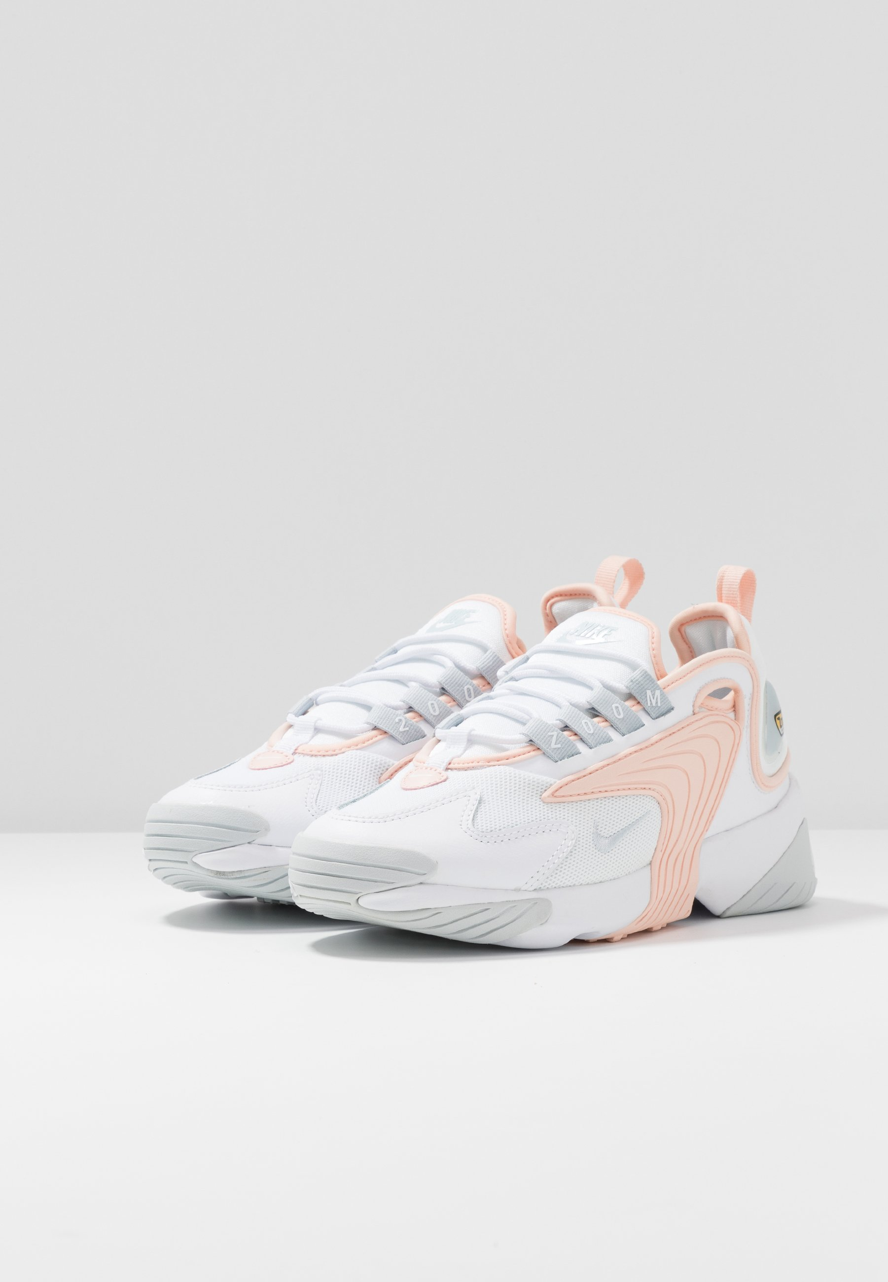 ZOOM 2K Sneaker low whiteaurawashed coral