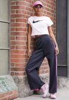 Nike Sportswear - ZOOM 2K - Sneakers laag - plum dust/pale pink/plum chalk