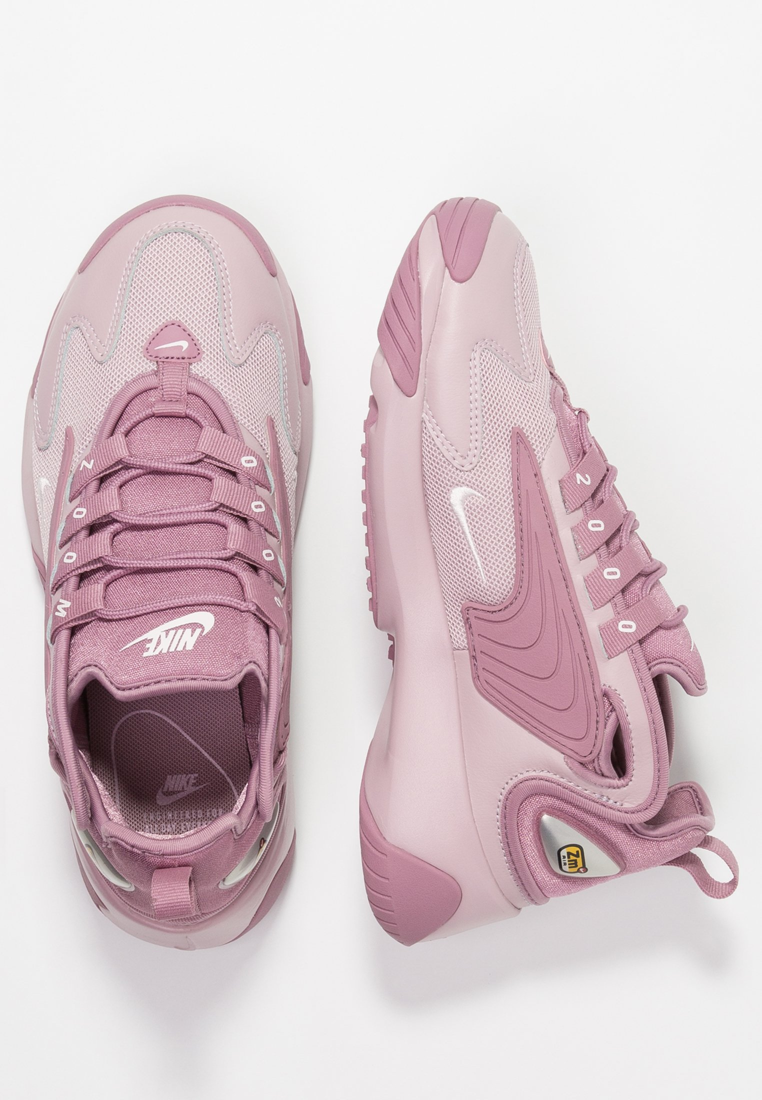 ZOOM 2K - Sneaker low - plum dust/pale pink/plum chalk