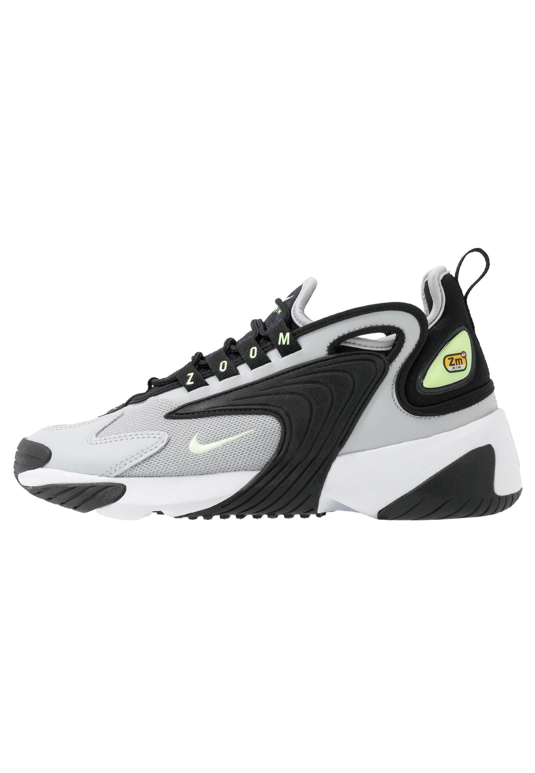 ZOOM 2K Sneakers basse blackbarely voltgrey fogwhite