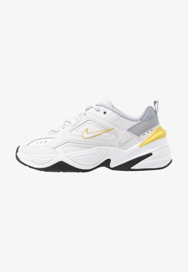 Nike Sportswear - M2K TEKNO - Sneakers laag - platinum tint/celery/wolf grey/summit white/black