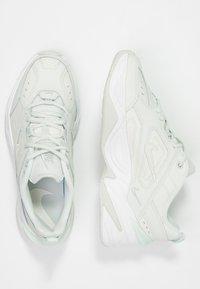 Nike Sportswear - M2K TEKNO - Sneakers - spruce aura/sail/summit white - 5