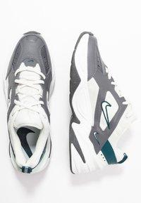 Nike Sportswear - M2K TEKNO - Trainers - dark grey/spruce aura/midnight turquise - 3